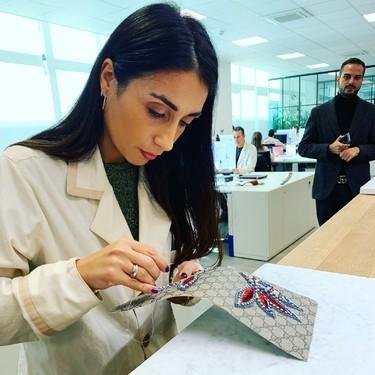 Gucci abre las puertas de su École de l'Amour, un programa formar a jovenes artesanos con todo el amor de la firma italiana