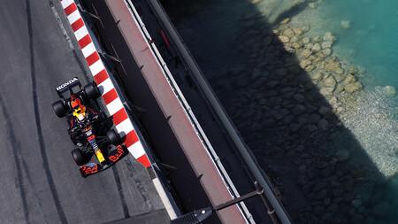 Verstappen Monaco F1 2021 3