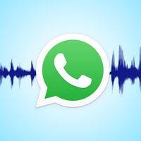 WhatsApp te dejará grabar una nota de voz en varias tomas