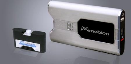 MTI Micro Mobion, cargador con células de combustible
