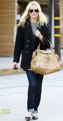 Kate Bosworth y Rachel Bilson compiten por el mejor estilo de calle de estas navidades
