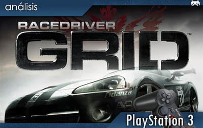 Análisis de 'Race Driver: Grid'. Una grata sorpresa