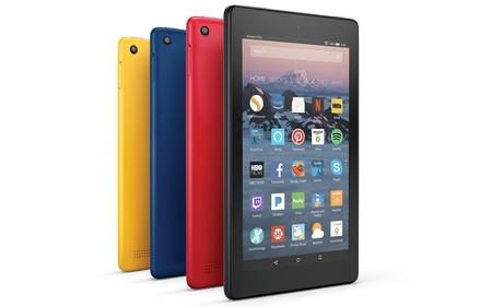 Las tablets Amazon Fire mejoran: más delgadas, más potentes y algo más baratas