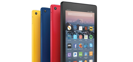 Las tablets Amazon Fire mejoran: más delgadas, más potentes y con Alexa como invitado especial