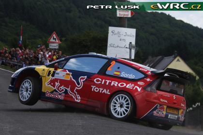 """El """"kaiser"""" Loeb domina también la segunda jornada"""