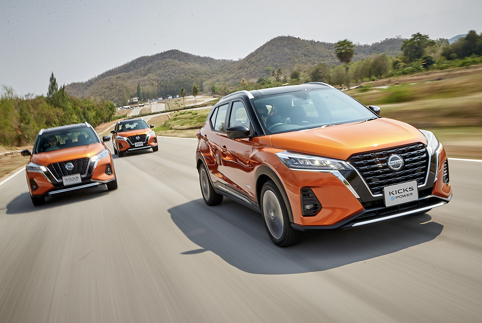 Foto de Nissan Kicks 2021 (facelift) (6/8)