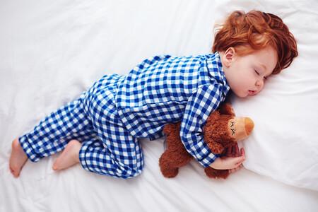 El sueño infantil cambia drásticamente a los dos años de edad