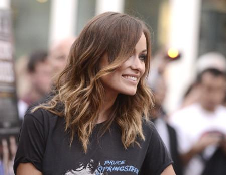 La música conquista las camisetas del otoño (y a Olivia Wilde)