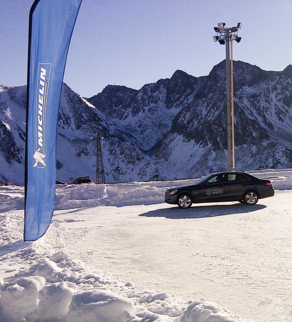 Foto de Michelin Pilot Alpin y Michelin Latitude Alpin (fotos oficiales) (14/18)
