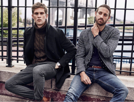 Massimo Dutti Nyc Collection Fall Winter 2015 Campaign 004