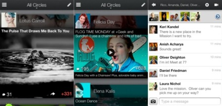 Google+ se renueva en iOS, mejoras pronto en Android