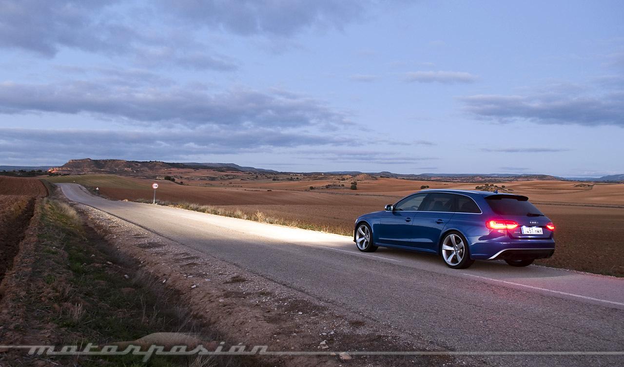 Foto de Audi RS4 Avant (prueba) (14/56)
