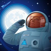 La Fuerza Espacial de EEUU se resiste a morir: Trump insiste en su creación pero ahora como parte de la Fuerza Aérea
