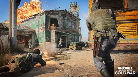 El mapa Nuketown '84 de Call of Duty: Black Ops Cold War esconde un huevo de pascua para darle un toque muy retro al escenario