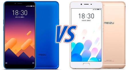 Meizu E3 vs Meizu E2: la evolución de un discreto gama media a un ambicioso súper gama media