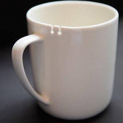 Tie Tea Cup, una taza para tomar té en bolsita