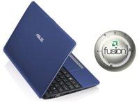 Asus EeePC 1015B y 1215B eligen AMD Fusion