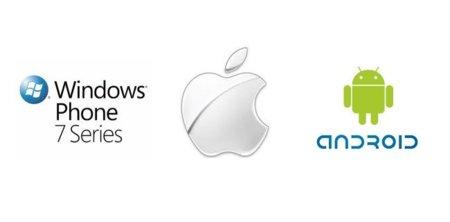 Microsoft, Apple y Google: estrategias diferentes para actualizar los sistemas operativos móviles