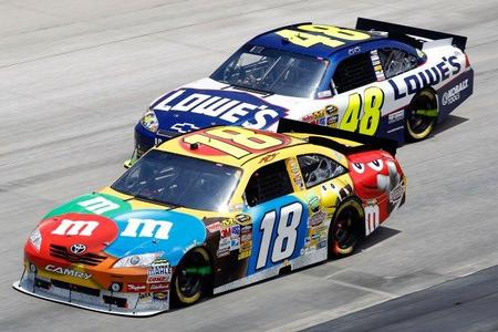 La NASCAR estudia un cambio en su sistema de puntuación