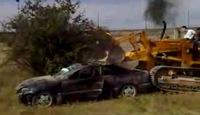 """""""Matías el humilde"""" destroza un Opel Calibra y un Nissan Micra"""
