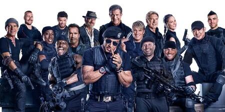 'Los mercenarios 4' ya está oficialmente en marcha y confirma los primeros nombres de su reparto: Megan Fox, 50 Cent y Tony Jaa entre las novedades