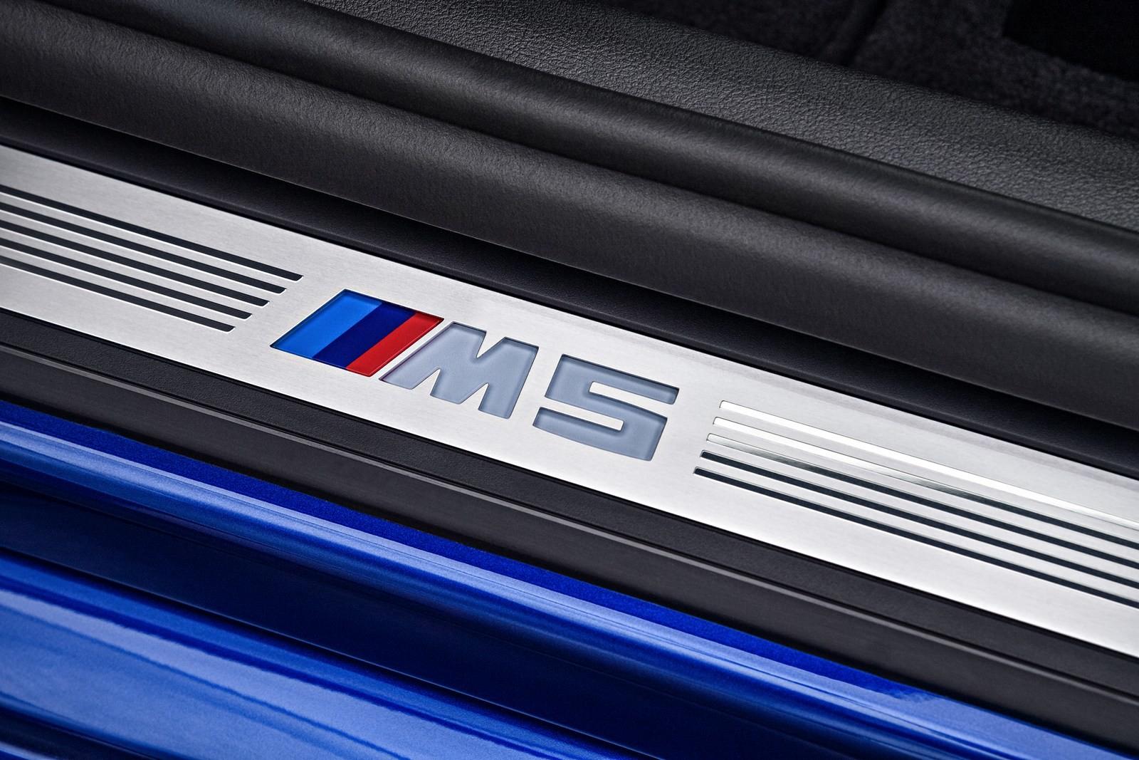 Foto de BMW M5 2018 (55/57)