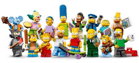 Las figuritas de Lego más adorables son las de ¡los Simpson!
