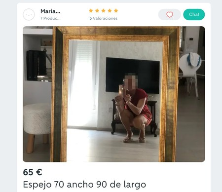 Window Y Espejo 70 Ancho 90 De Largo De Segunda Mano Por 65 Eur En Granada En Wallapop