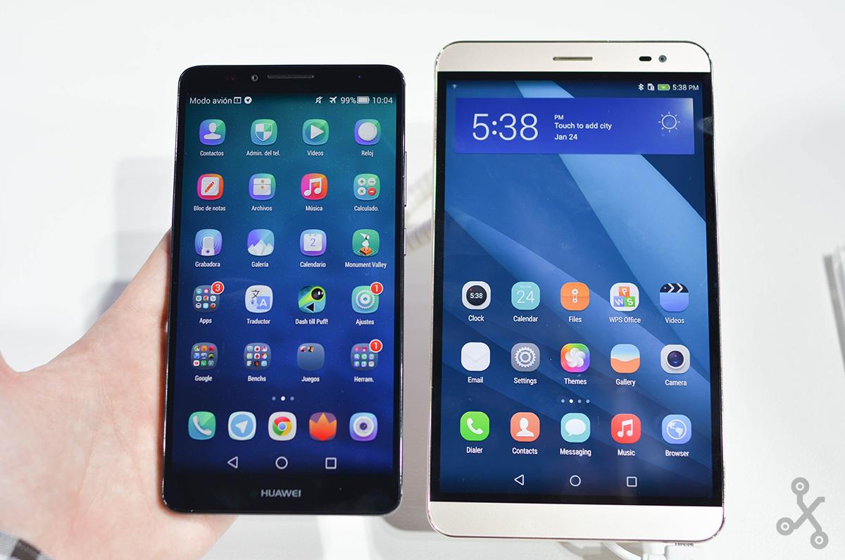 Foto de Huawei Mediapad X2, toma de contacto (8/13)