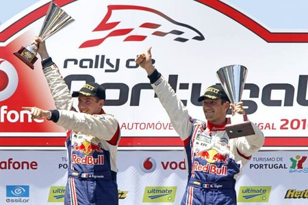 Lo mejor y lo peor del Rally de Portugal