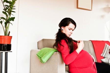 Preocupación en el embarazo