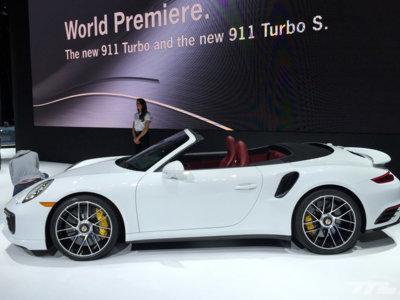 Porsche dice no al Salón de Detroit 2017