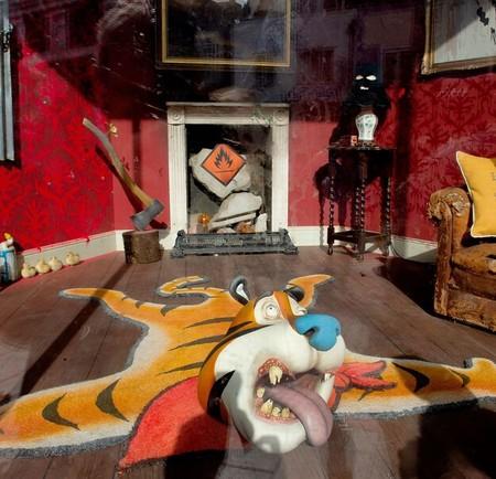 """Banksy abre una tienda de """"objetos domésticos poco prácticos"""" en Londres... donde no se vende nada"""
