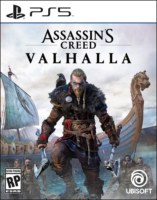 Assassin's Creed Valhalla para PlayStation 5