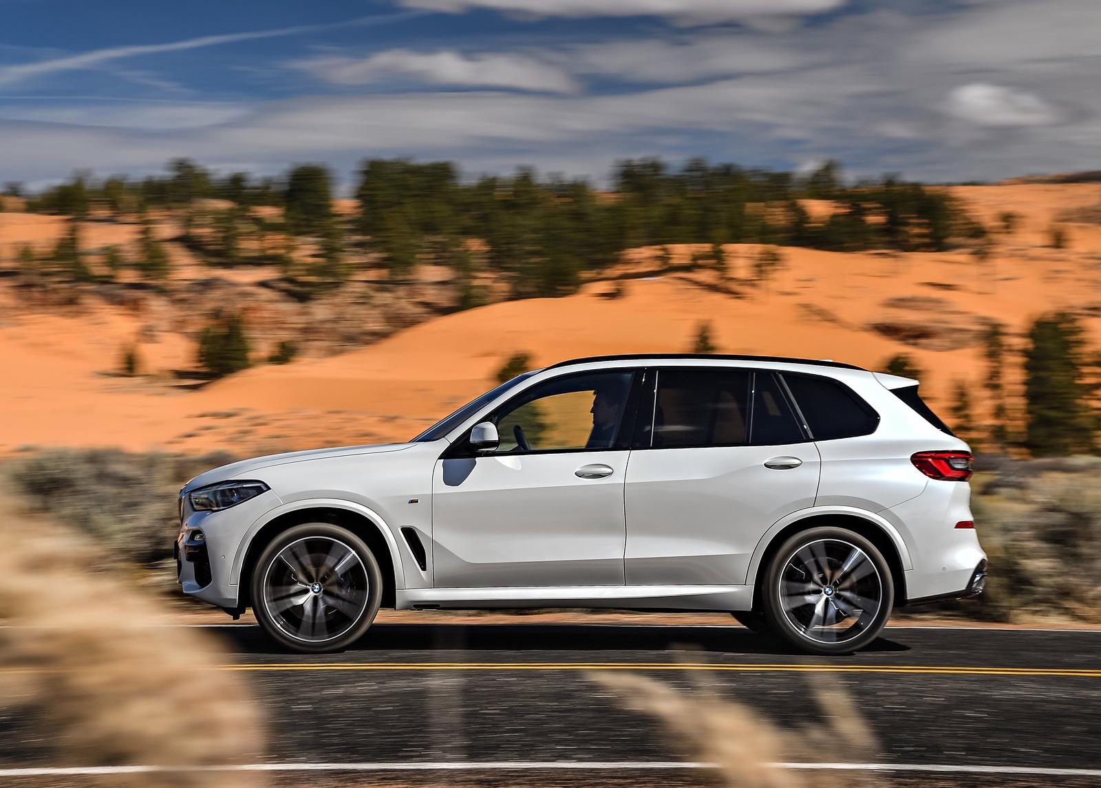 Foto de BMW X5 2019 (19/43)