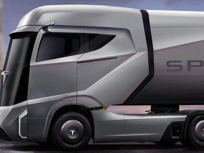 El camión eléctrico de Tesla se va perfilando: podría tener hasta 480 kilómetros de autonomía