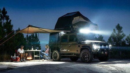 Project Invictus Land Rover Defender 110 5