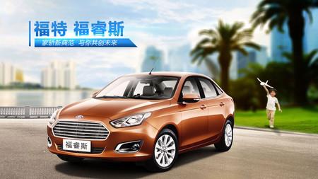 Ford está arrasando en China, ¡abrió 88 concesionarios en un día!
