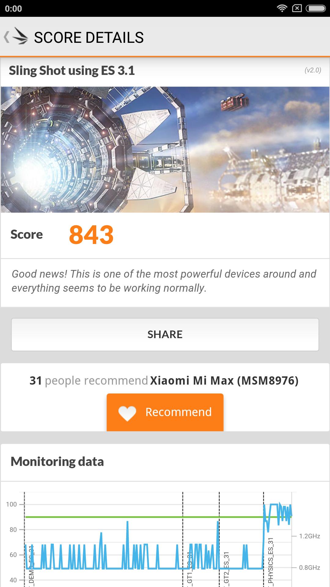Foto de Xiaomi Mi Max, benchmarks (24/34)