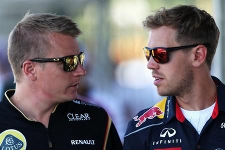 Rotas las conversaciones entre Kimi Räikkönen y Red Bull
