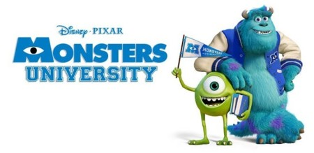 Monsters University, el juego oficial ya disponible para Android