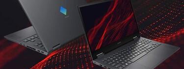 Este portátil gaming con procesador Ryzen 7 cuesta ahora 200 euros menos en Amazon: HP OMEN 15-en0003ns por 899,99 euros