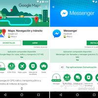 Así es como Google Play te informa si existe una versión ultraligera de una aplicación