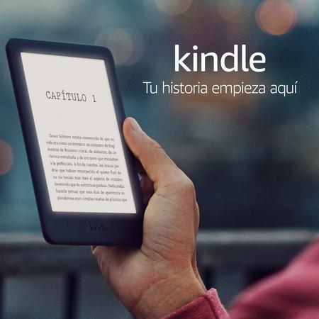 Adelántate al Día del Padre y aprovecha para comprar el nuevo Kindle hoy por menos de 70 euros en Amazon