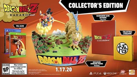 La edición de colección de 'Dragon Ball Z Kakarot' llegará a México, este es su precio