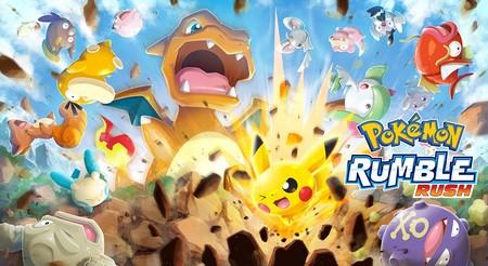 Pokémon Rumble Rush nos dirá adiós a finales de julio tras anunciar el cierre de sus servidores
