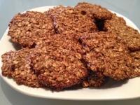 Haz tus propias galletas de avena