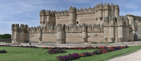 Castillo De Coca 2