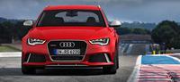 Audi RS6 Avant Plus, en camino