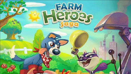 Farm Heroes listo para destronar a Candy Crush